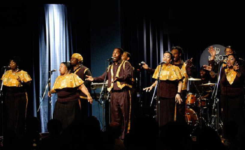 Harlem Gospel Choir (źródło: mat. prasowe)
