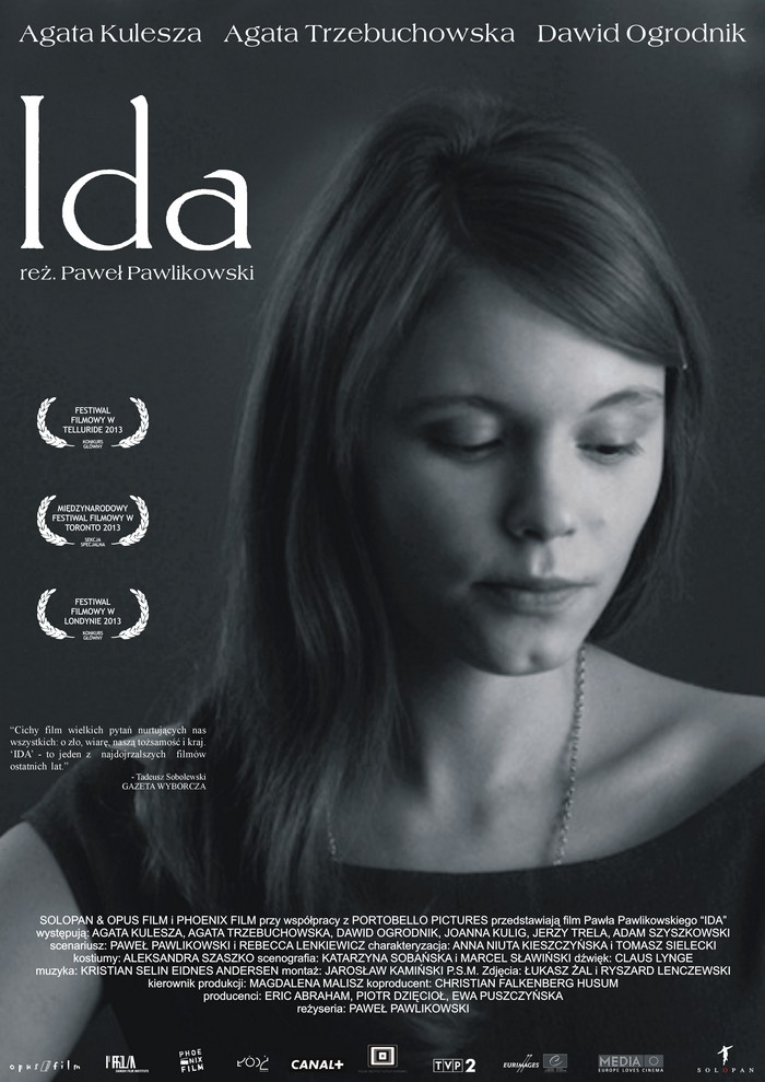 """""""Ida"""", reż. Paweł Pawlikowski (źródło: materiały prasowe dystrybutora)"""