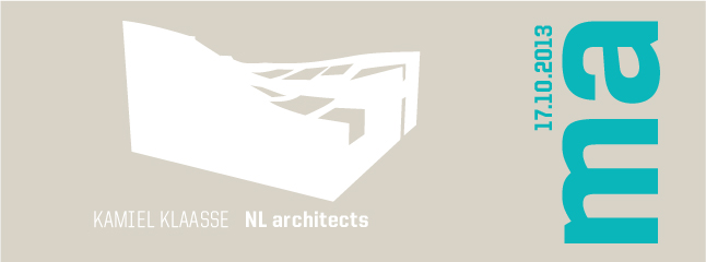 Mistrzowie Architektury: Kamiel Klasse, NL Architects (źródło: materiały prasowe organizatora)