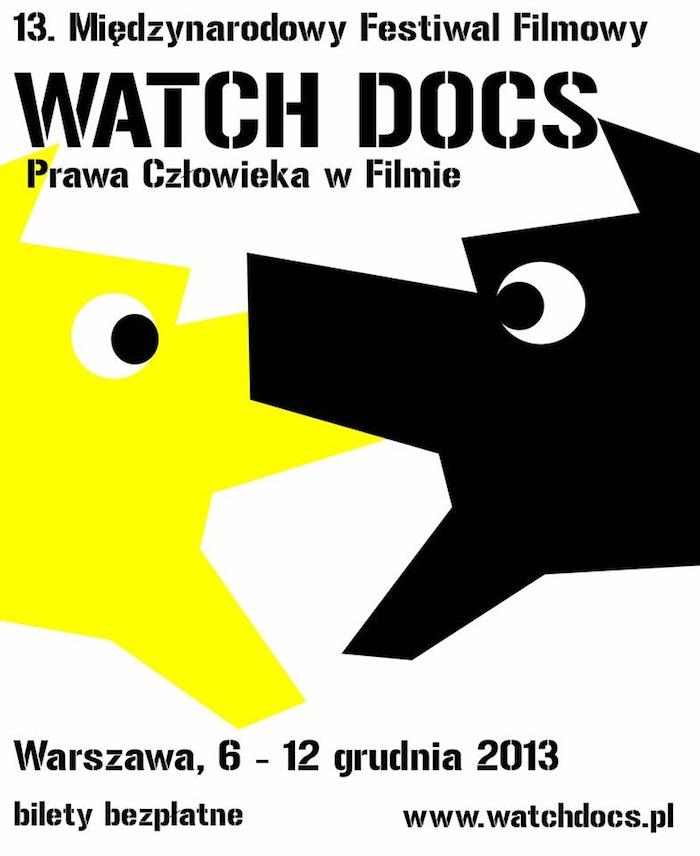 13. Międzynarodowy Festiwal Filmowy Watch Docs. Prawa Człowieka w Filmie (źródło: materiały prasowe organizatora)