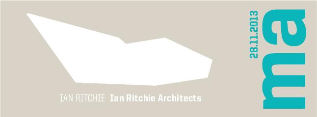 Mistrzowie Architektury: Ian Ritchie (źródło: materiały prasowe organizatora)