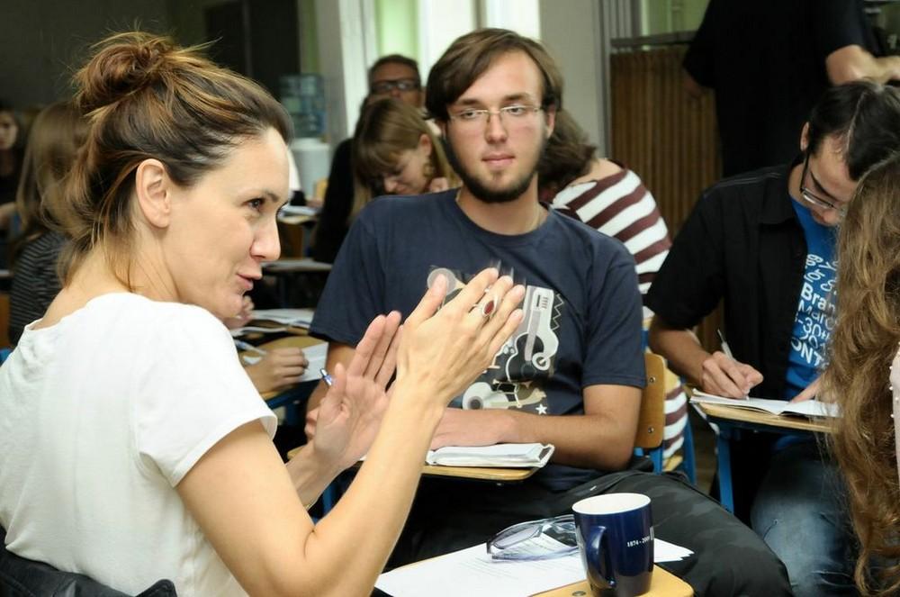 Ilona Ostrowska, fot. Stowarzyszenie Nowe Horyzonty (źródło: materiały prasowe organizatora)