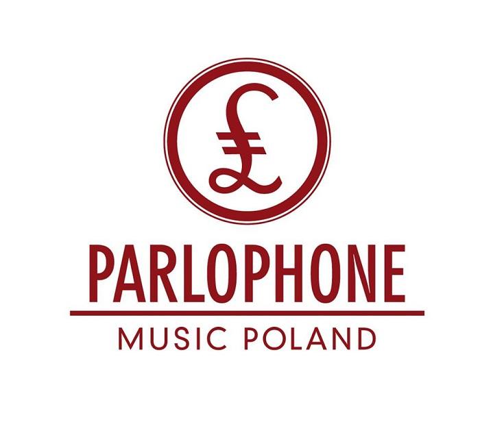 Parlophone Music Poland, logo (źródło: mat. prasowe)