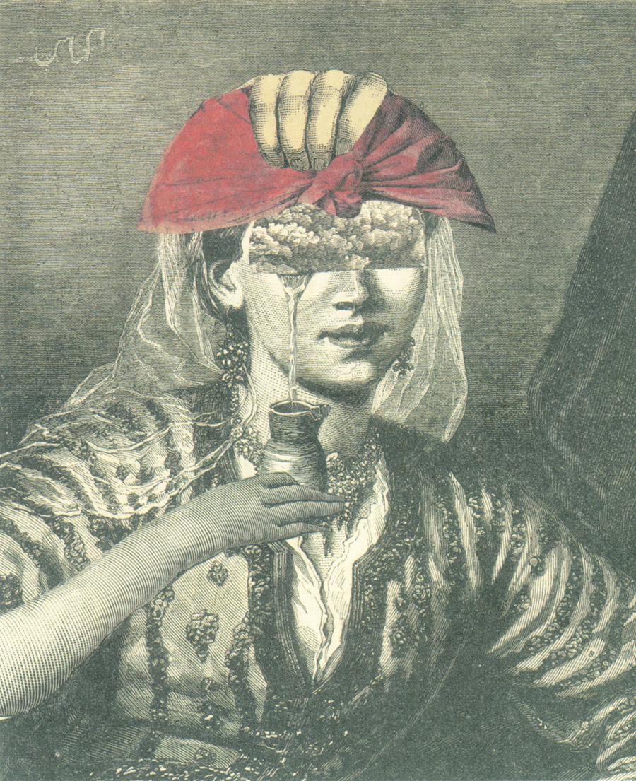"""Selena Kimball, ilustracja do książki Agnieszki Taborskiej """"Senny żywot Leonory de la Cruz"""" (źródło: materiały prasowe)"""