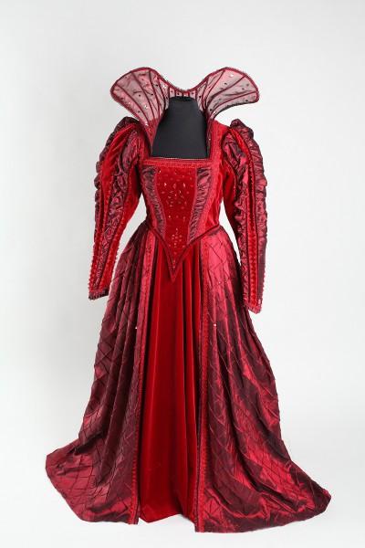 Suknia Stylowa, Ryszard III, Muzeum Historyczne Miasta Krakowa (źródło: mat. prasowe)