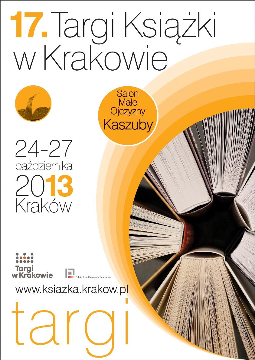 Targi Książki w Krakowie – plakat (źródło: materiały prasowe)
