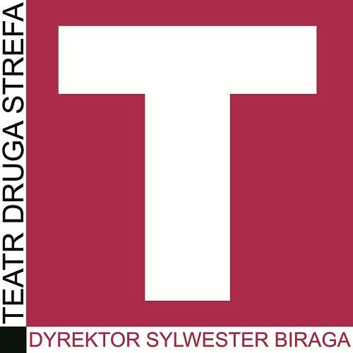 Teatr Druga Strefa, logo (źródło: mat. prasowe)