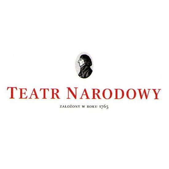 Teatr Narodowy, logo (źródło: mat. prasowe)