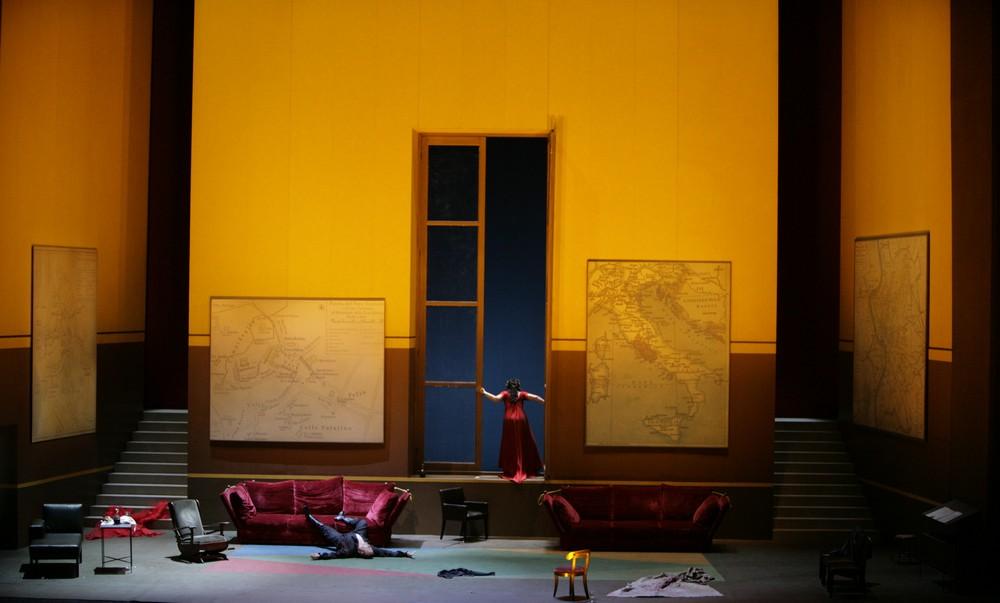 """Tosca"" Giacomo Puccini (źródło: materiały prasowe organizatora)"
