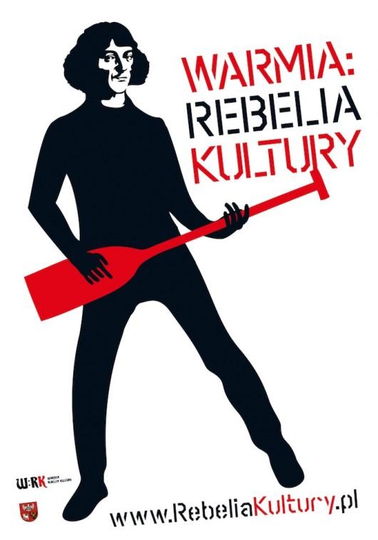Warmia: Rebelia Kultury, proj. Tomasz Sobiak (źródło: materiały prasowe organizatora)