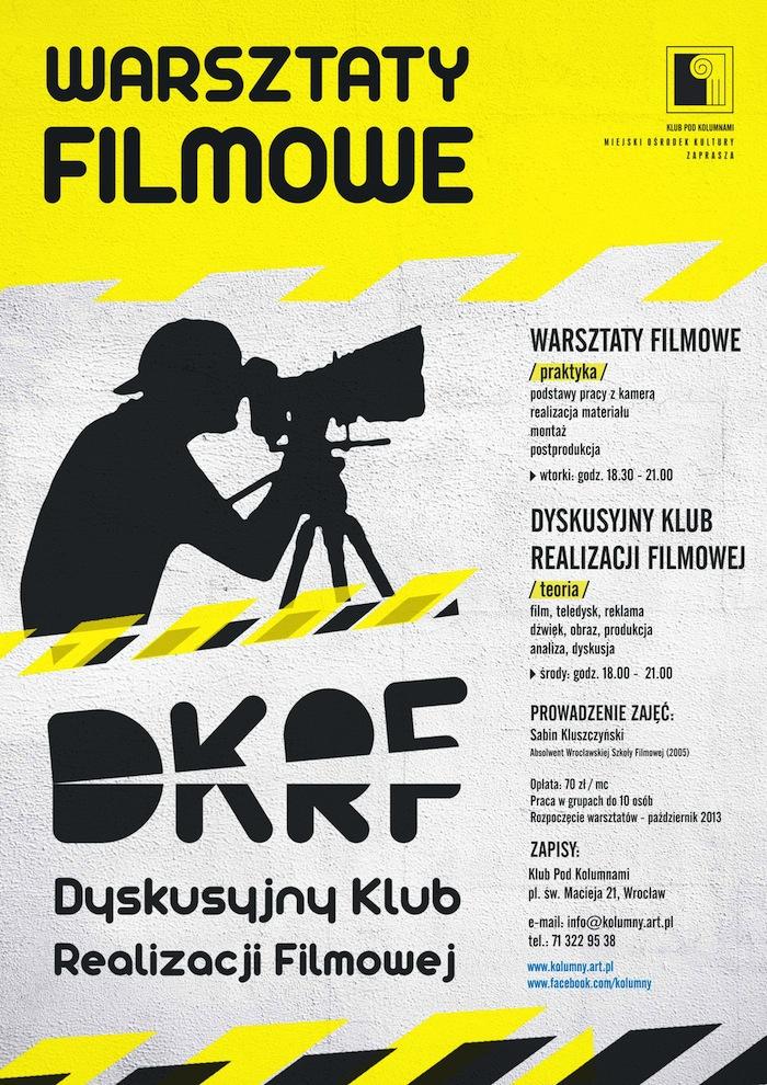 Warsztaty filmowe na Nadodrzu (źródło: materiały prasowe organizatora)