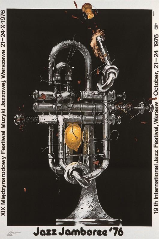 Wystawa plakatów z kolekcji Kazimierza Dydo (źródło: mat. prasowe)