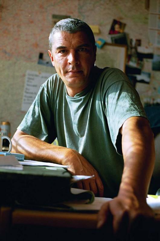 Andrzej Stasiuk, fot. Piotr Janowski (źródło: materiały organizatora)