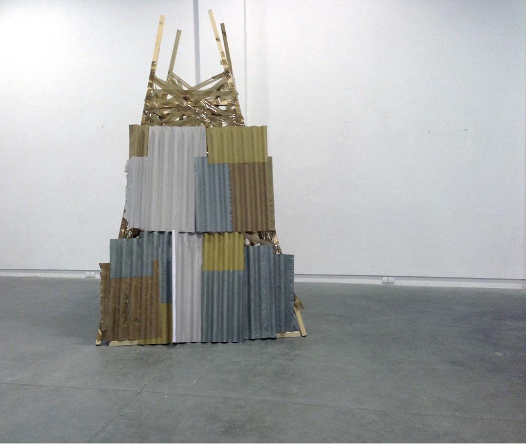 """Anna Witkowska i Adam Witkowski, """"Temp"""", Galeria Leto w Warszawie (źródło: materiały prasowe organizatora)"""