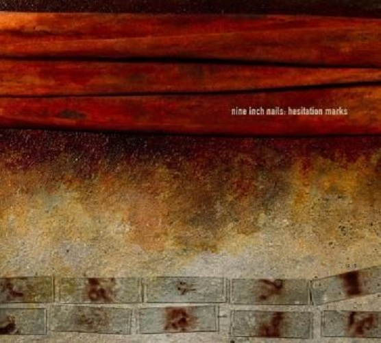 "Nine Inch Nails ""Hesitation Marks"", okładka (mat. prasowe)"
