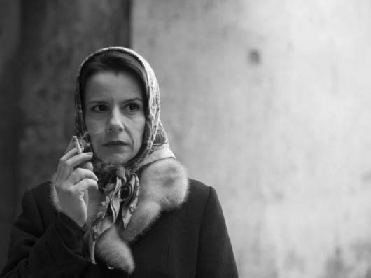 """Kadr z filmu """"Ida"""", reż. P. Pawlikowski (źródło: materiały prasowe)"""