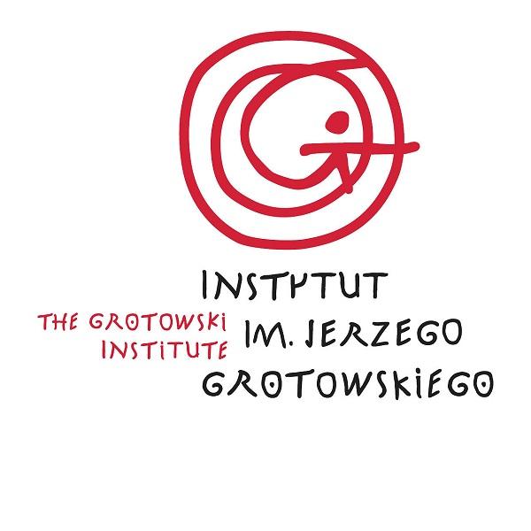 Instytut im. Jerzego Grotowskiego we Wrocławiu, logo (źródło: mat. organizatora)