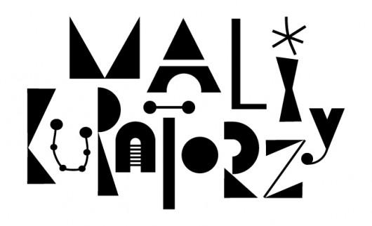 """""""Mali kuratorzy"""" – logo (źródło: materiały prasowe)"""