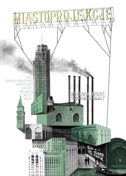 Miastoprojekcje w Instytucie Kultury Miejskiej (źródło: materiały prasowe organizatora)