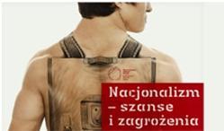 """Debata """"Nacjonalizm – szanse i zagrożenia"""", debata, MCK w Krakowie, logo (źródło: materiały prasowe organizatora)"""