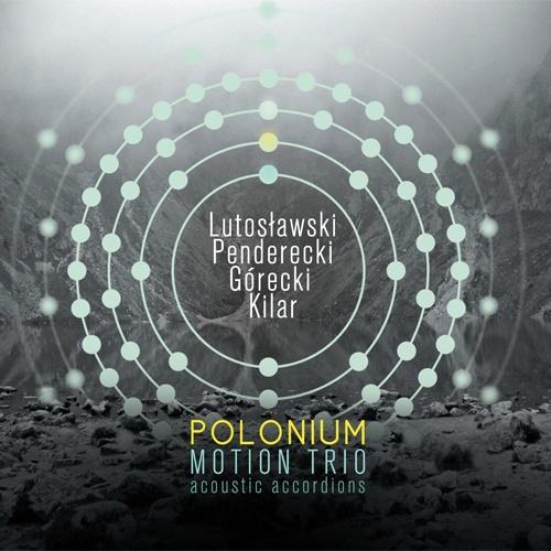 """Polonium"", okładka (źródło: mat. prasowe)"