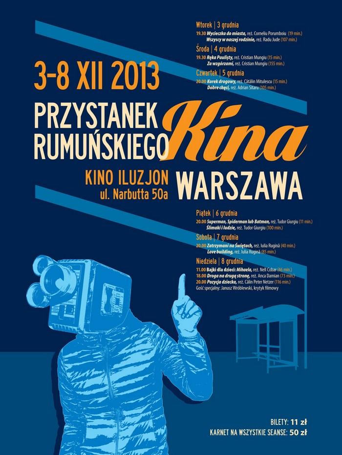 Przystanek rumuńskiego kina (źródło: materiały prasowe organizatora)