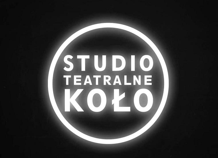 Studio Teatralne Koło, logo (źródło: mat. prasowe)