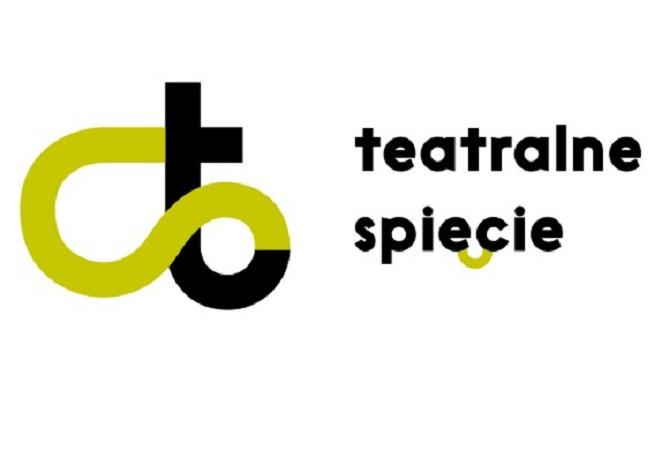 Teatralne Spięcie, logo (źródło: mat. prasowe)