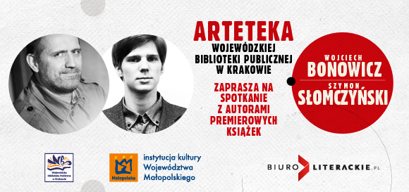 Wojciech Bonowicz i Szymon Słomczyński – spotkanie (źródło: materiał prasowy)