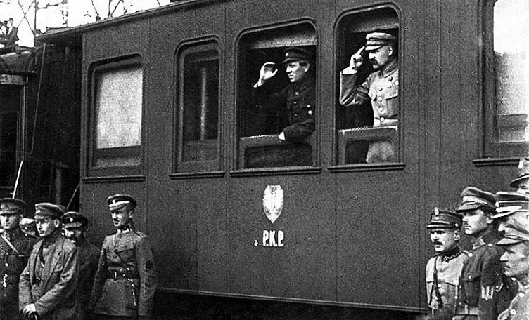 """""""Za waszą i naszą wolność. Sojusz Piłsudski–Petlura 1920"""" (źródło: materiały prasowe)"""