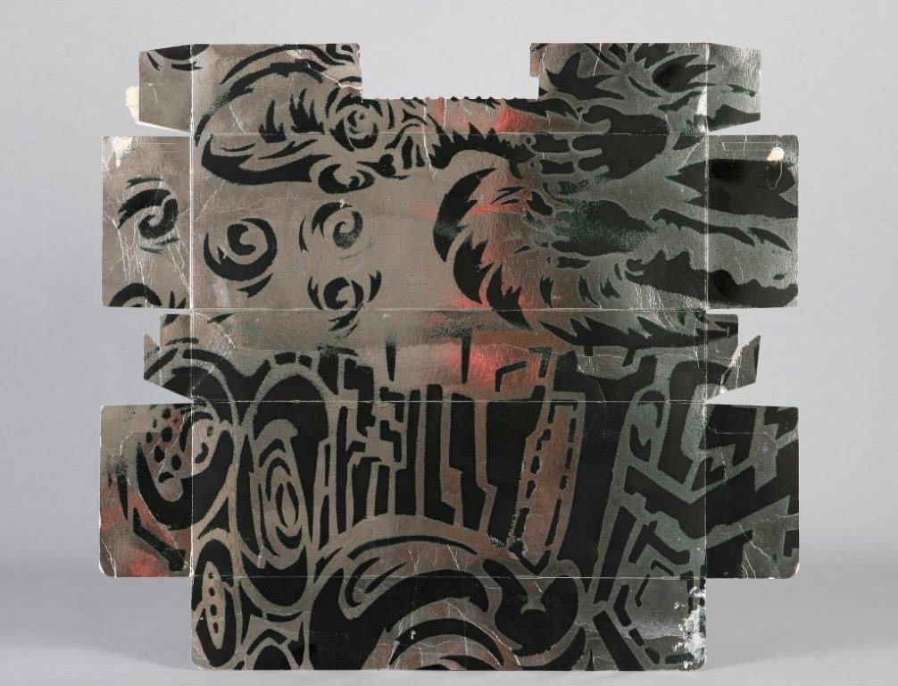 Bohomaz, szablon, 2007 (źródło: materiały prasowe organizatora)