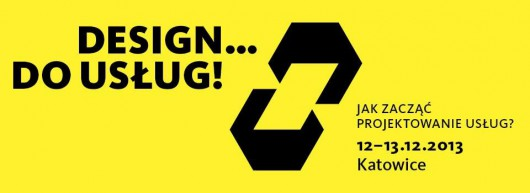 Design... do usług! (źródło: materiały prasowe organizatora)