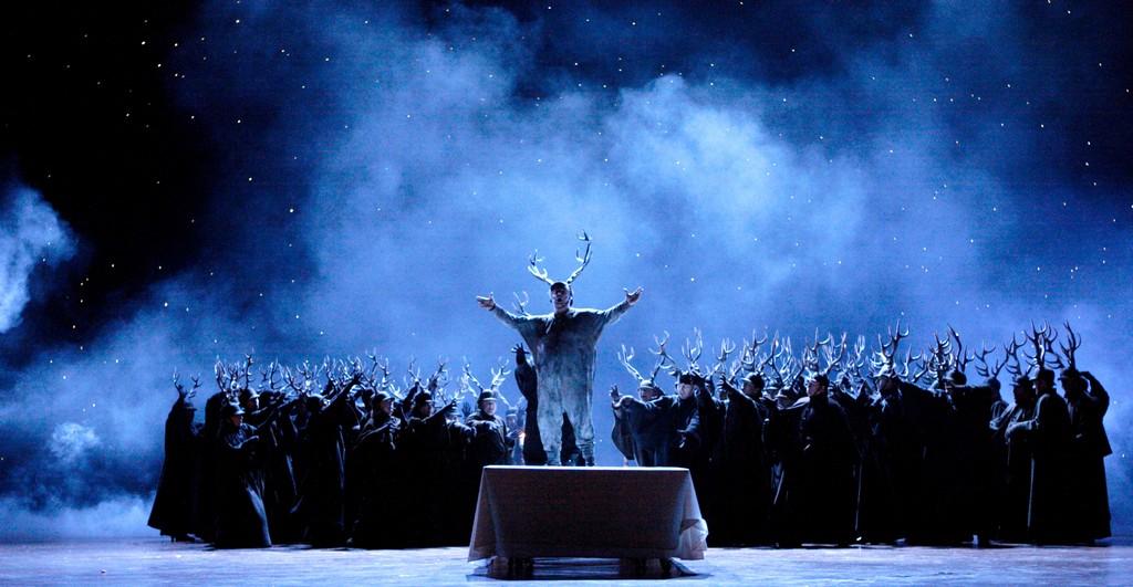 """Falstaff"", Royal Opera House, fot. Catherine Ashmore (źródło: materiały prasowe organizatora)"