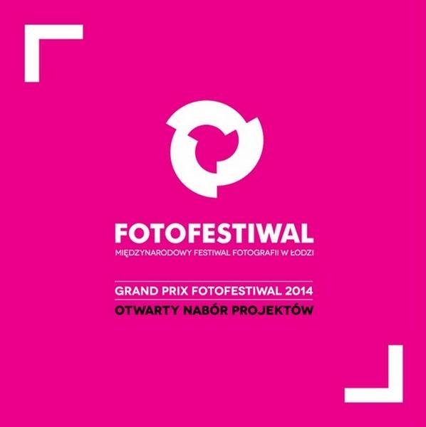Grand Prix Fotofestiwal 2014, logo (źródło: materiały prasowe organizatora)