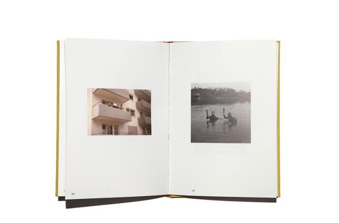 """Matteo Terzaghi i Marco Zürcher, """"Hotel Silesia"""", wnętrze książki (źródło: materiały prasowe organizatora)"""