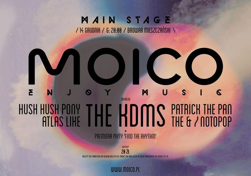 Moico Enjoy Music (źródło: mat. prasowe)
