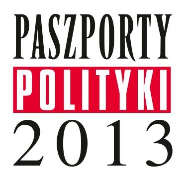 Paszporty Polityki 2013, logo (źródło: mat. prasowe)