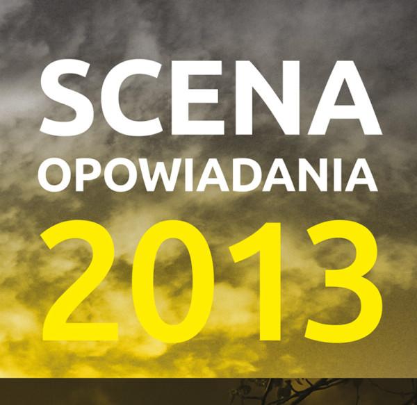 Scena Opowiadania 2013 (źródło: materiały prasowe)