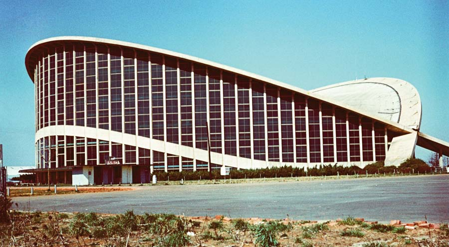 Stadion w Raleigh projektu Macieja Nowickiego (źródło: materiały prasowe)