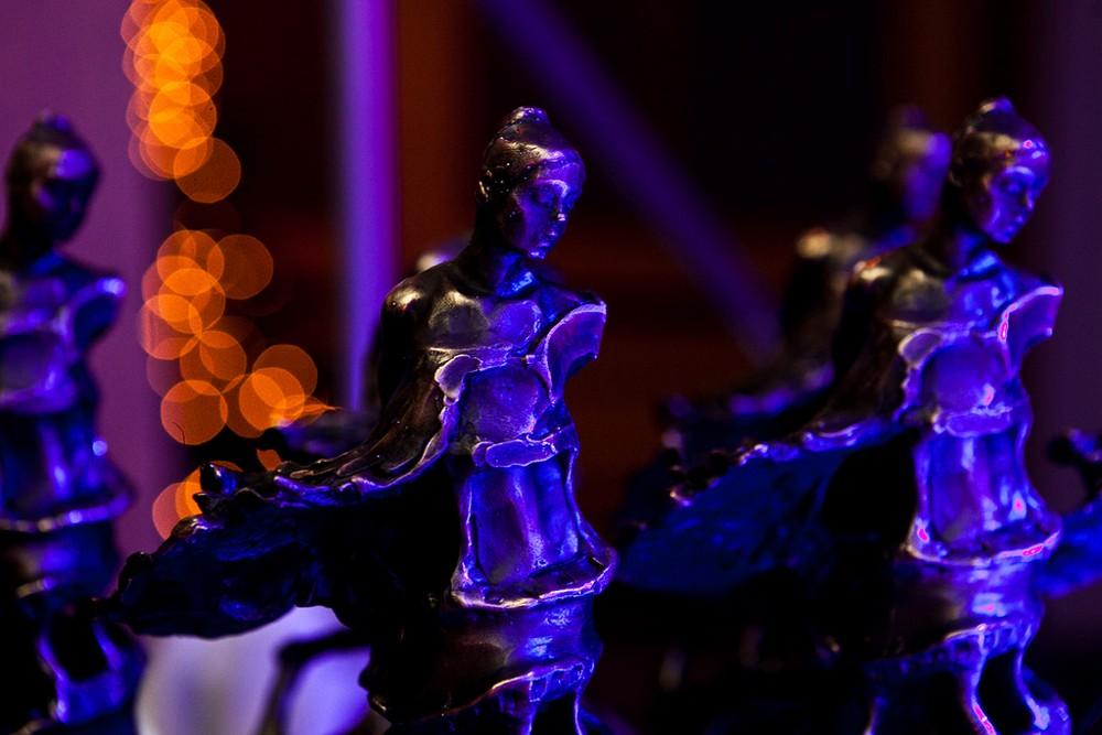 Statuetki Nagród Stowarzyszenia Filmowców Polskich, fot. Kuźnia Zdjęć/SFP (źródło: materiały prasowe)