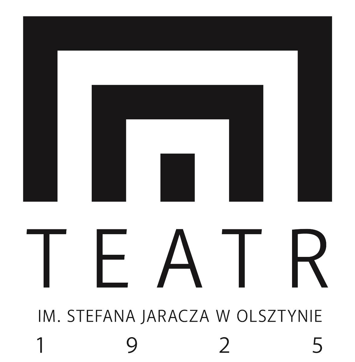 Teatr im. Stefana Jaracza w Olsztynie – logo (źródło: materiały prasowe)