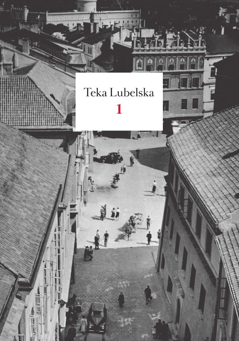 """""""Teka Lubelska"""" – okładka (źródło: materiały prasowe)"""