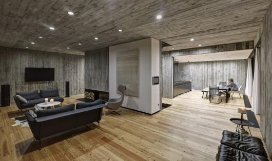 Dom nad morzem, proj. Ultra Architects, fot. Jeremi Buczkowski (źródło: materiały prasowe biura)