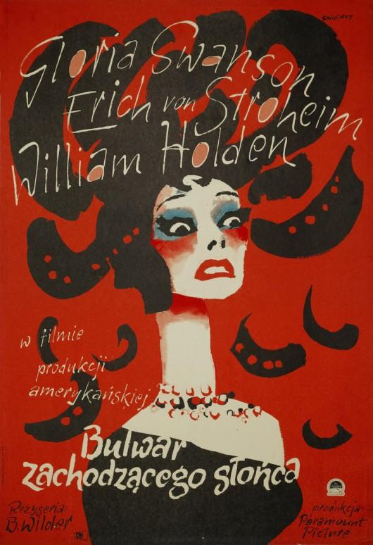 """Waldemar Świerzy, """"Bulwar zachodzącego słońca"""", 1957 (źródło: materiały prasowe organizatora)"""
