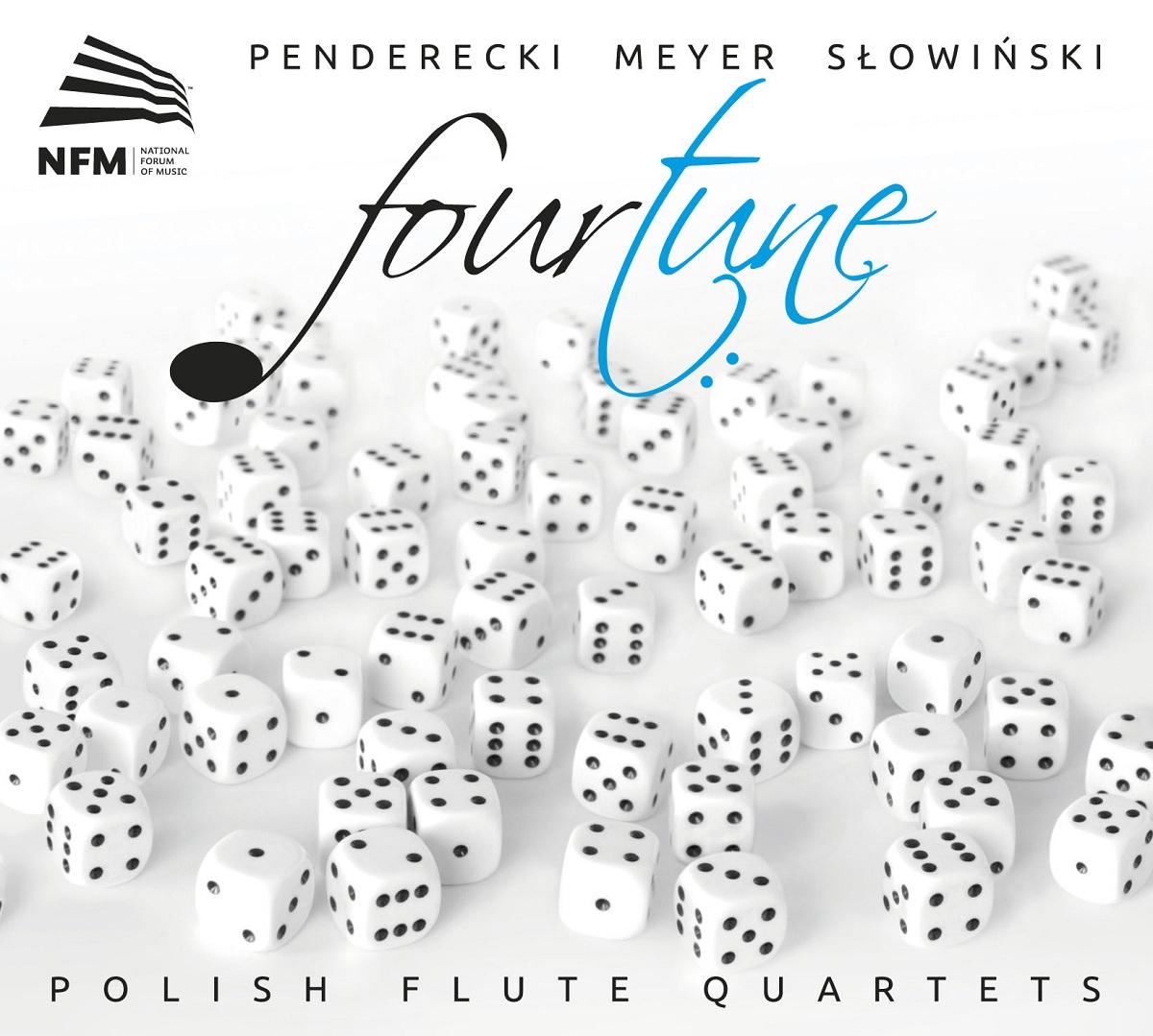 """""""FourTune, Polish Flute Quarters"""", okładka (źródło: mat. prasowe)"""