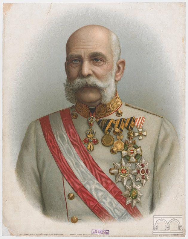 Cesarz Franciszek Józef I, autor wizerunku nieznany (źródło: materiały prasowe)