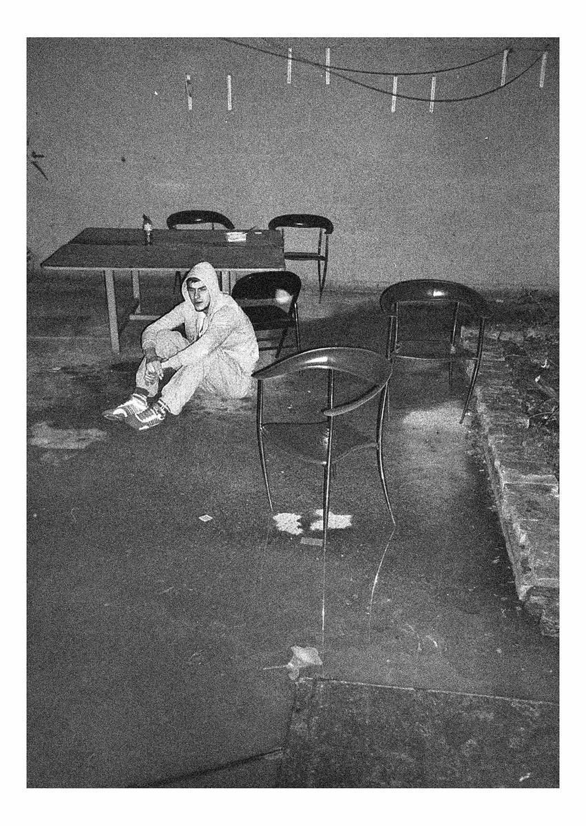 """Dawid Misiorny, """"Greenwich High Street"""", 2012 (źródło: materiały prasowe organizatora)"""