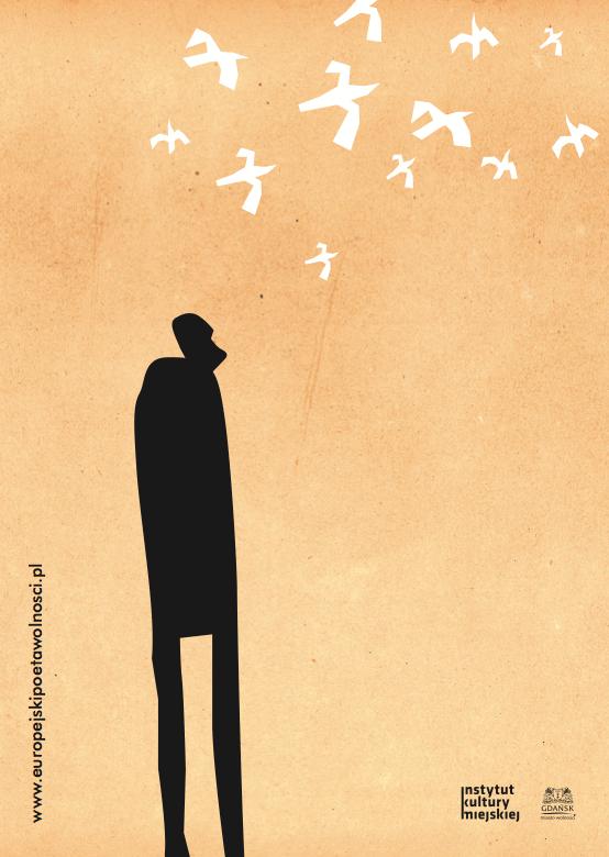 """""""Europejski Poeta Wolności"""" (źródło: materiały prasowe)"""