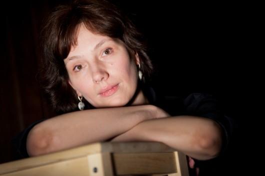 Justyna Bargielska, fot. Robert Wiącek (źródło: mat. prasowe Teatru Dramatycznego)