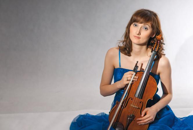Katarzyna Budnik-Gałązka (źródło: materiały prasowe organizatora)